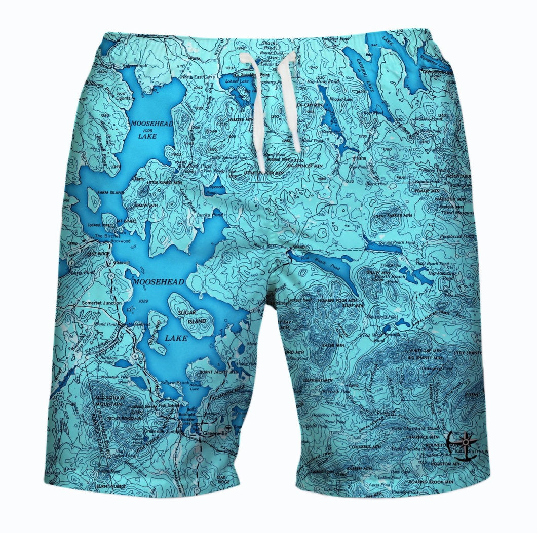 Moosehead Lake Men's Swimsuit