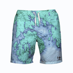 Mount Desert Island Men's Swimsuit