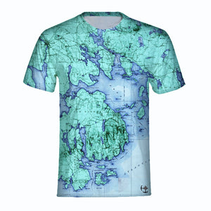 Mount Desert Island Men's T-Shirt