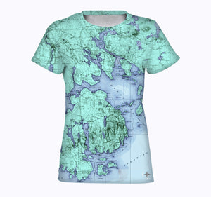 Mount Desert Island Women's T-Shirt