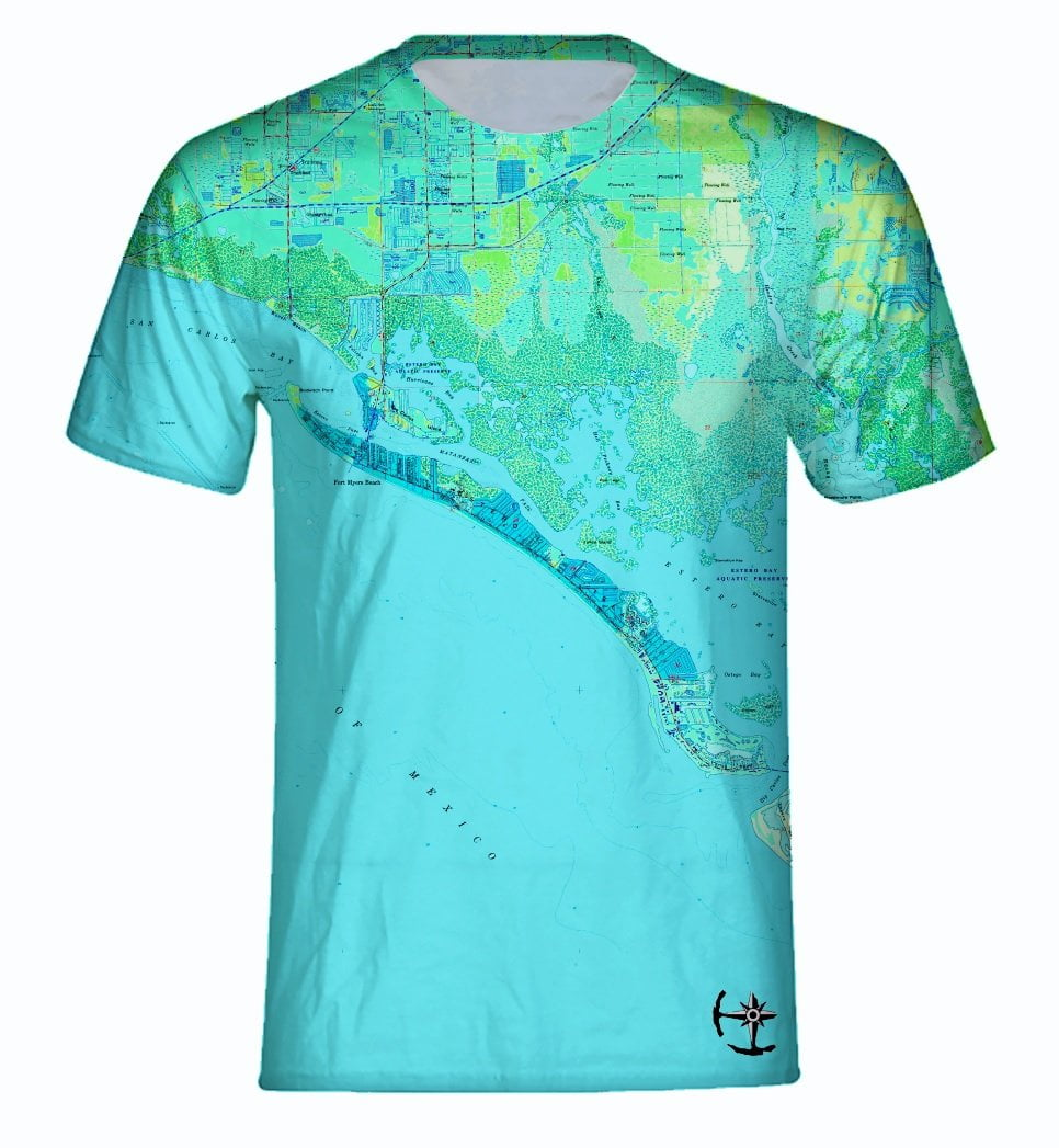 Fort Myers Beach Men's T-Shirt
