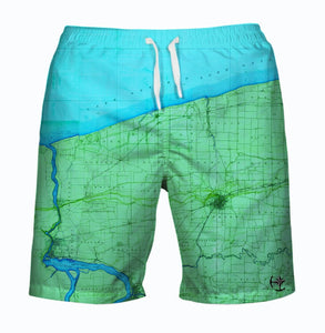 Niagara Falls Men's Swimsuit