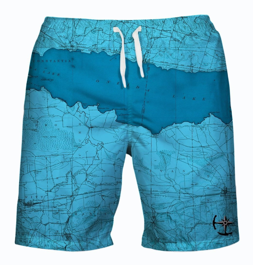 Oneida Lake Men's Swimsuit