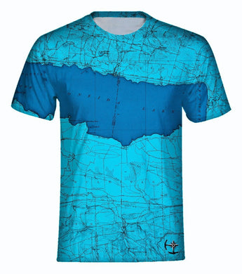 Oneida Lake Men's T-Shirt