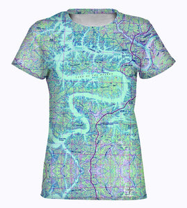 Lake of the Ozarks Women's T-Shirt