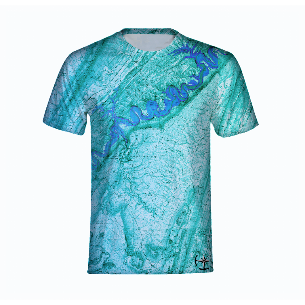 Raystown Lake Men's T-Shirt