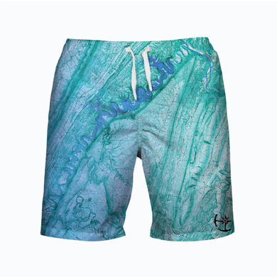Raystown Lake Men's Swimsuit