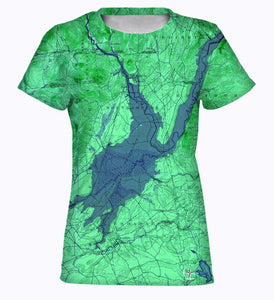 Great Sacandaga Lake Women's T-Shirt