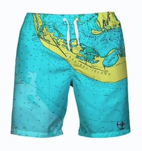 Sanibel Island Men's Swimsuit