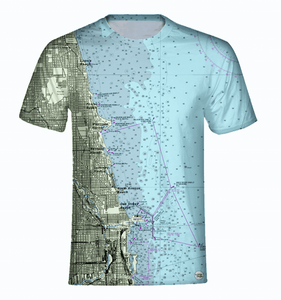Chicago Coast Men's T-Shirt