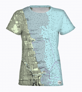 Chicago Coast Women's T-Shirt