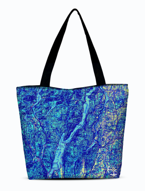 Lake George Beach Bag