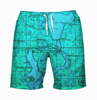 Iowa Great Lakes Men's Swimsuit