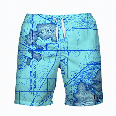 Powers Lake Men's Swimsuit
