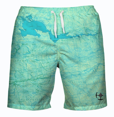 Sebec Lake Men's Swimsuit