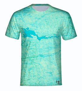 Sebec Lake Men's T-Shirt