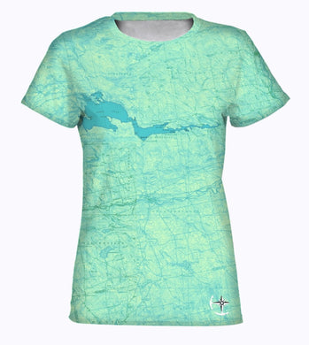 Sebec Lake Women's T-Shirt