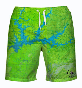 Shasta Lake Men's Swimsuit