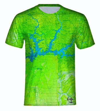 Shasta Lake Men's T-Shirt