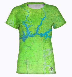 Shasta Lake Women's T-Shirt
