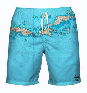 St. Thomas/St. John Men's Swimsuit