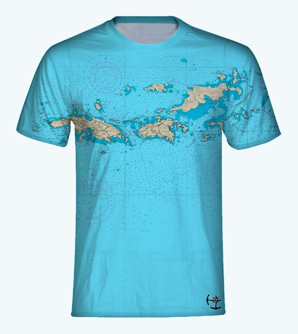St. Thomas/St. John Men's T-Shirt