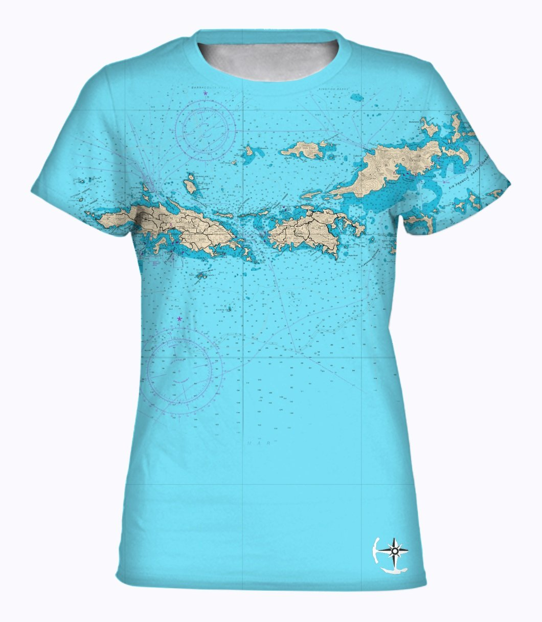 St. Thomas/St. John Women's T-Shirt
