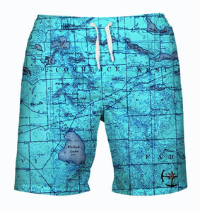 Lower Straits, Commerce, and Walled Lake Area Men's Swimsuit