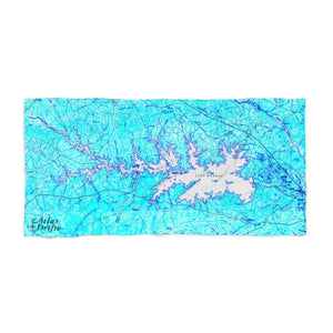Lake Murray Beach Towel