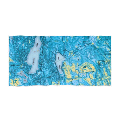 Ball Pond Beach Towel
