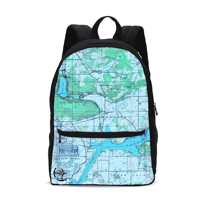 Devils Lake Back Pack