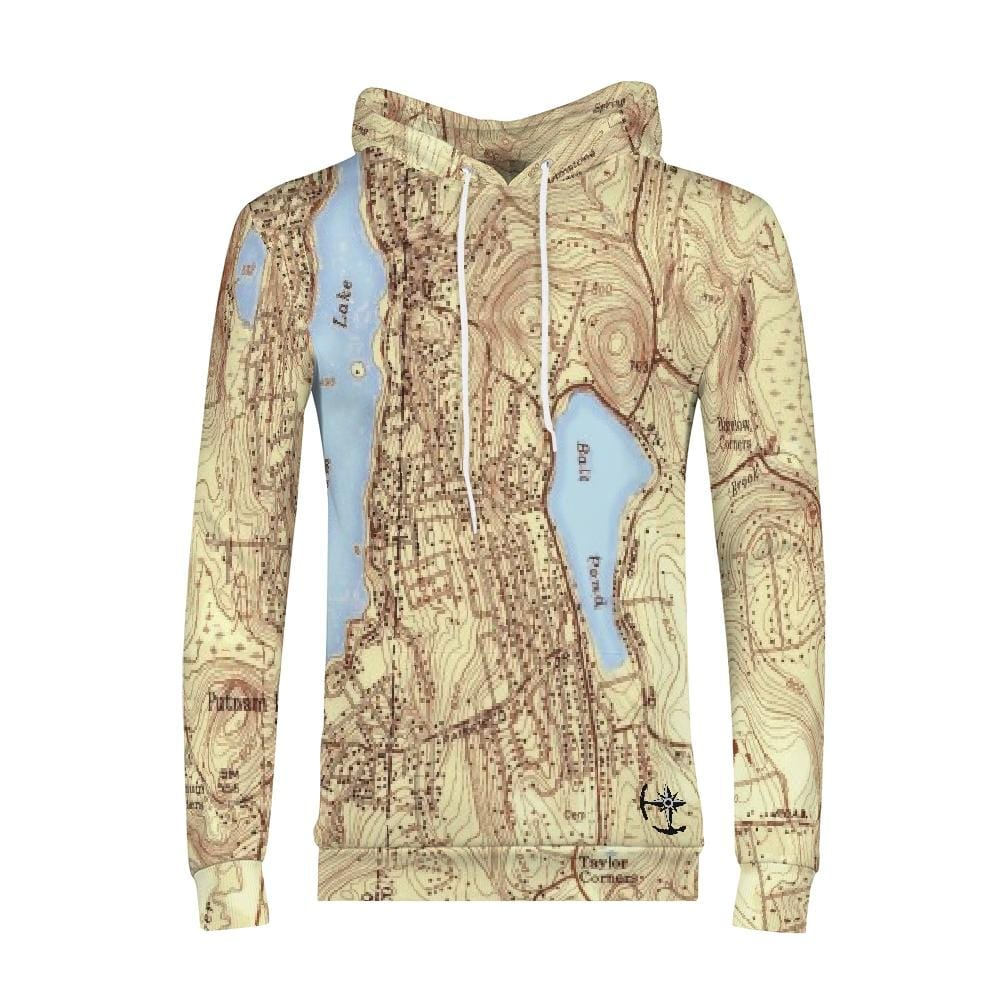 Ball Pond Men's Hoodie