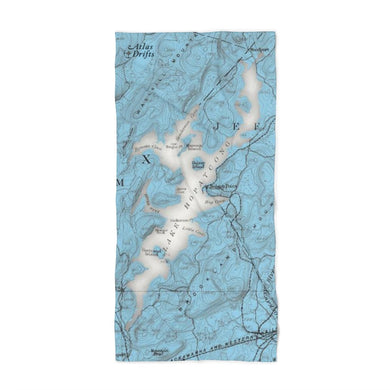 Lake Hopatcong Beach Towel