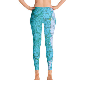 Lake Champlain Leggings