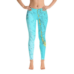 Captiva Island Leggings