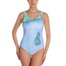 Block Island One-Piece Swimsuit