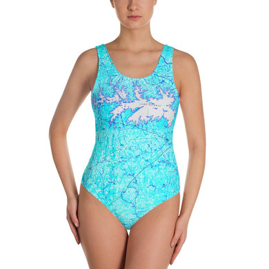 Lake Murray One-Piece Swimsuit