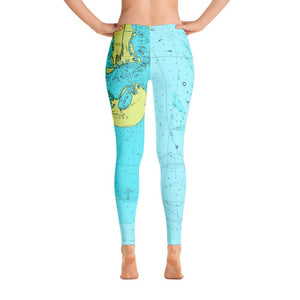 Sanibel Island Leggings