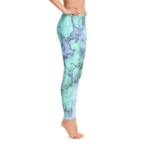 Mount Desert Island Leggings