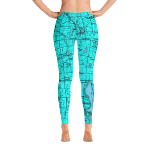 Iowa Great Lakes Leggings