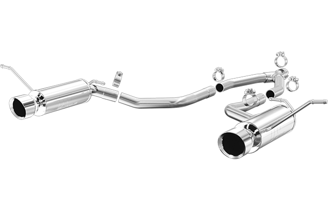 Magnaflow Performance Dual Cat-Back Exhaust System - Northwest Diesel
