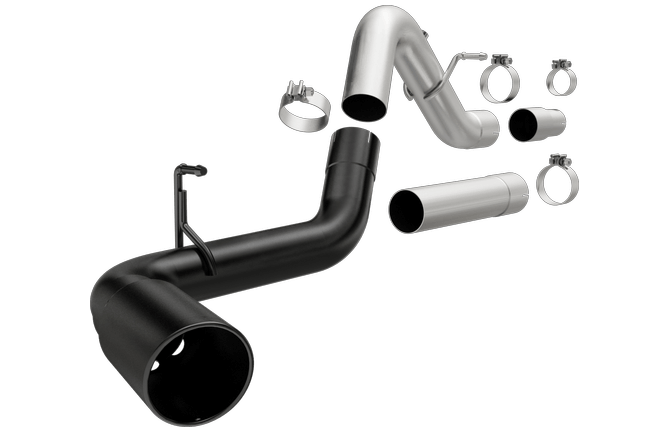 "Magnaflow 3.5"" Black Series Filter-Back Exhaust System - Northwest Diesel"