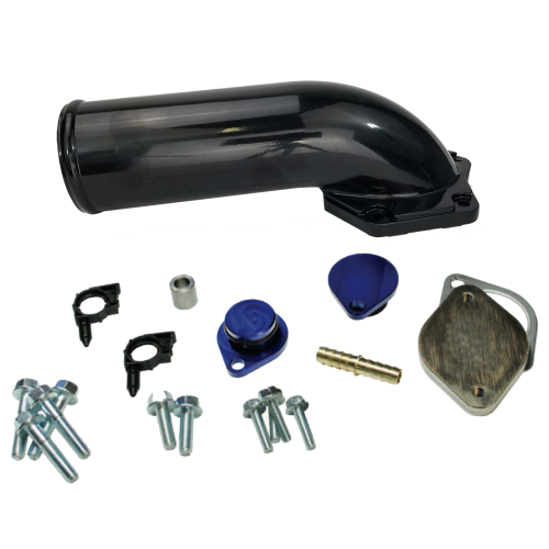 GDP EGR Delete Kit w/intake elbow | 08 - 10 6.4L Powerstroke - Northwest Diesel