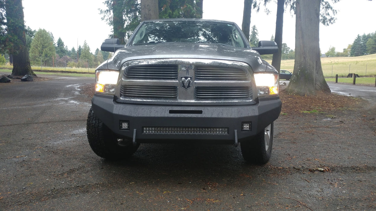 HNC Beauty Front Bumper | 09-12 Dodge 1500 - Northwest Diesel