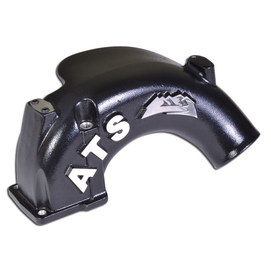 AirFlow InTake Manifold Black | 94 - 98 5.9L Cummins - Northwest Diesel
