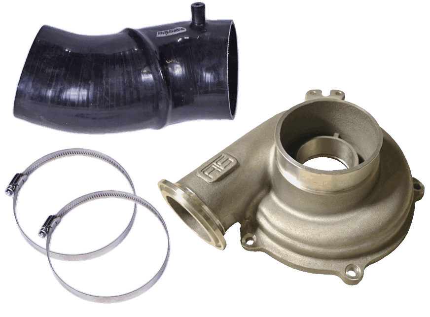 Ported Compressor Housing | 99.5 - 03 7.3L Powerstroke - Northwest Diesel