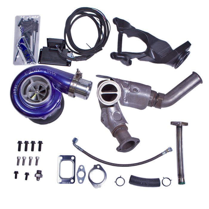 Aurora 3000 Turbo Kit | 03 - 07 6.0L Powerstroke - Northwest Diesel