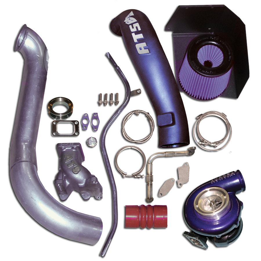Aurora 3000 Turbo Kit | 01 - 4 Duramax LB7 - Northwest Diesel