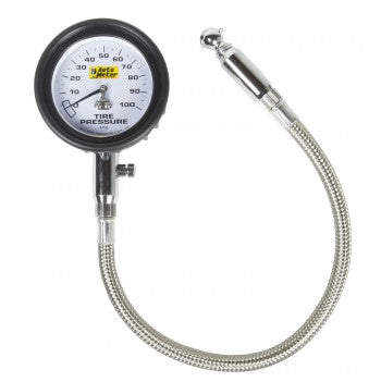 Auto Meter Mechanical Tire Pressure Gauge (0 - 100 PSI) - Northwest Diesel
