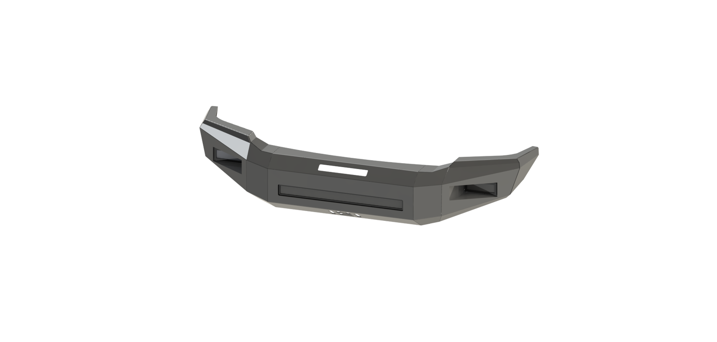 HNC Beauty Front Bumper | 99-04 Ford Super Duty/Excursion - Northwest Diesel